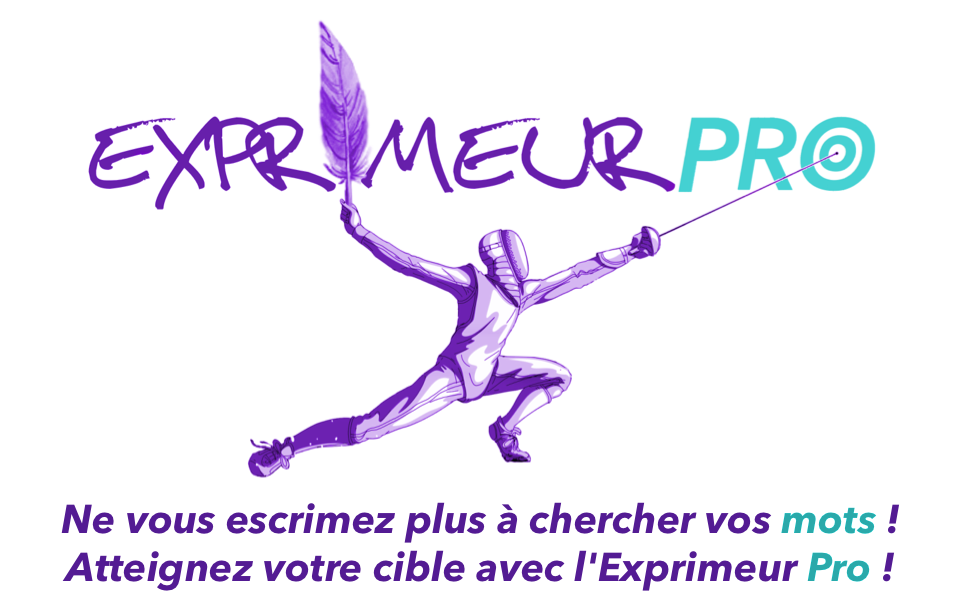 Logo Exprimeur Pro, le copywriting efficient